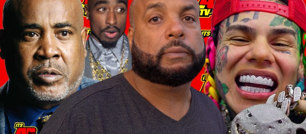 Hip Hop Cop Speaks on Tekashi69 & Says 2Pac Never Pulled Out A Piece As Keffe D Claims